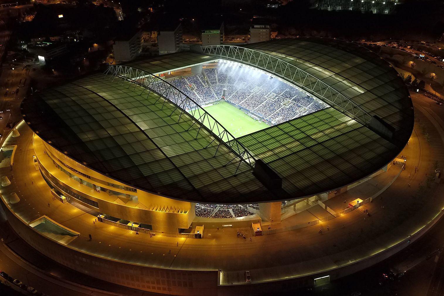 FC Porto - Clube - Estádio do Dragão