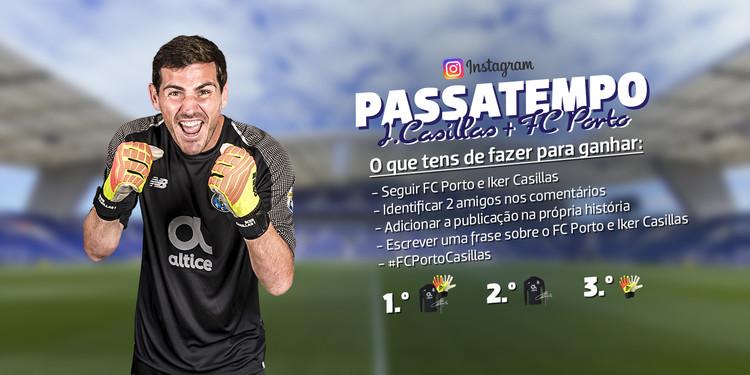 f6532873f0e2a - Competition FC Porto and Iker Casillas
