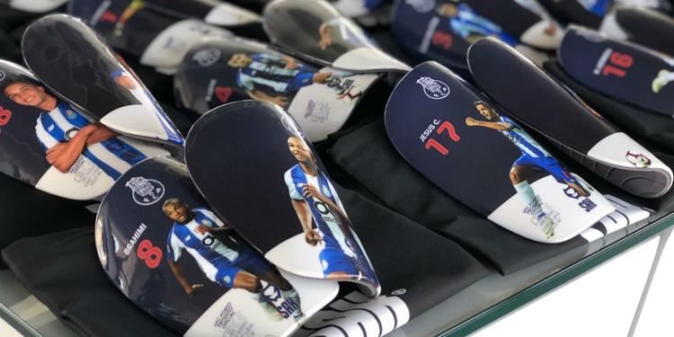 Caneleiras Personalizadas FC Porto