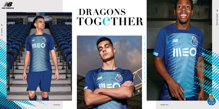 los angeles b56e1 20db5 The Dragon kit is the third kit for the 2019/20 FC Porto